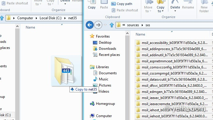 Copy .NET Files