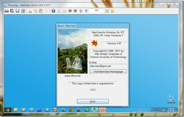 Irfanview 4. 52 latest version free download for windows 10   windows.