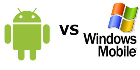 windows7 phone vs android