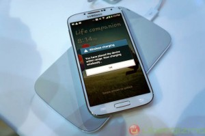 wireless charging Galaxy S4